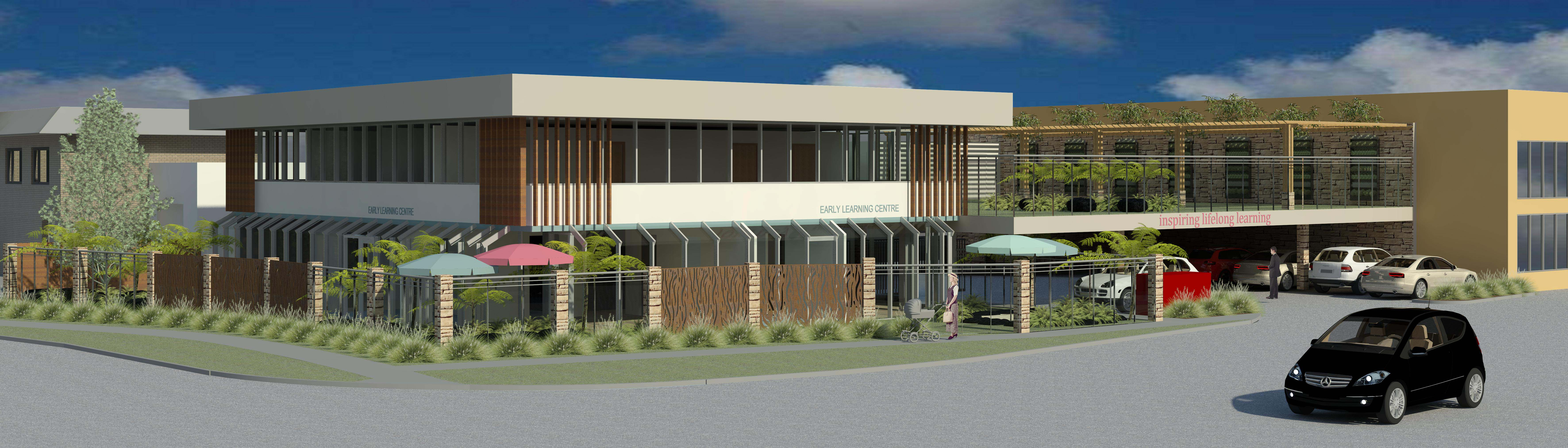 Childcare centres all design and drafting for Childcare centre