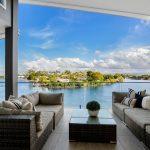Balcony luxury home renovation
